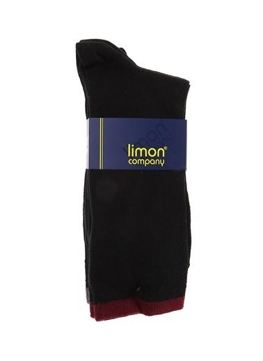 Limon Company Limon Siyah Erkek Çorap Siyah